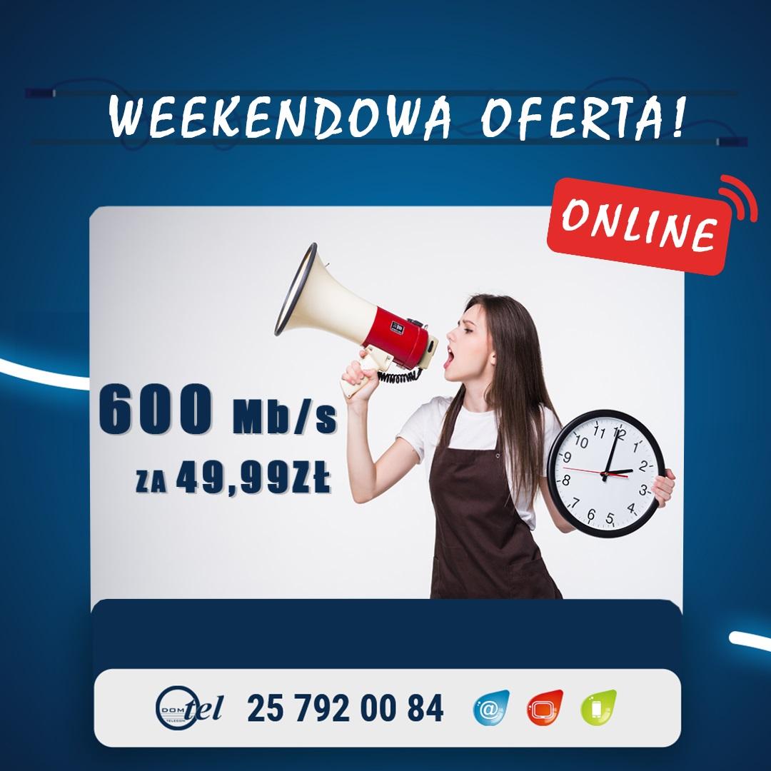 600Mb za 49,99 online