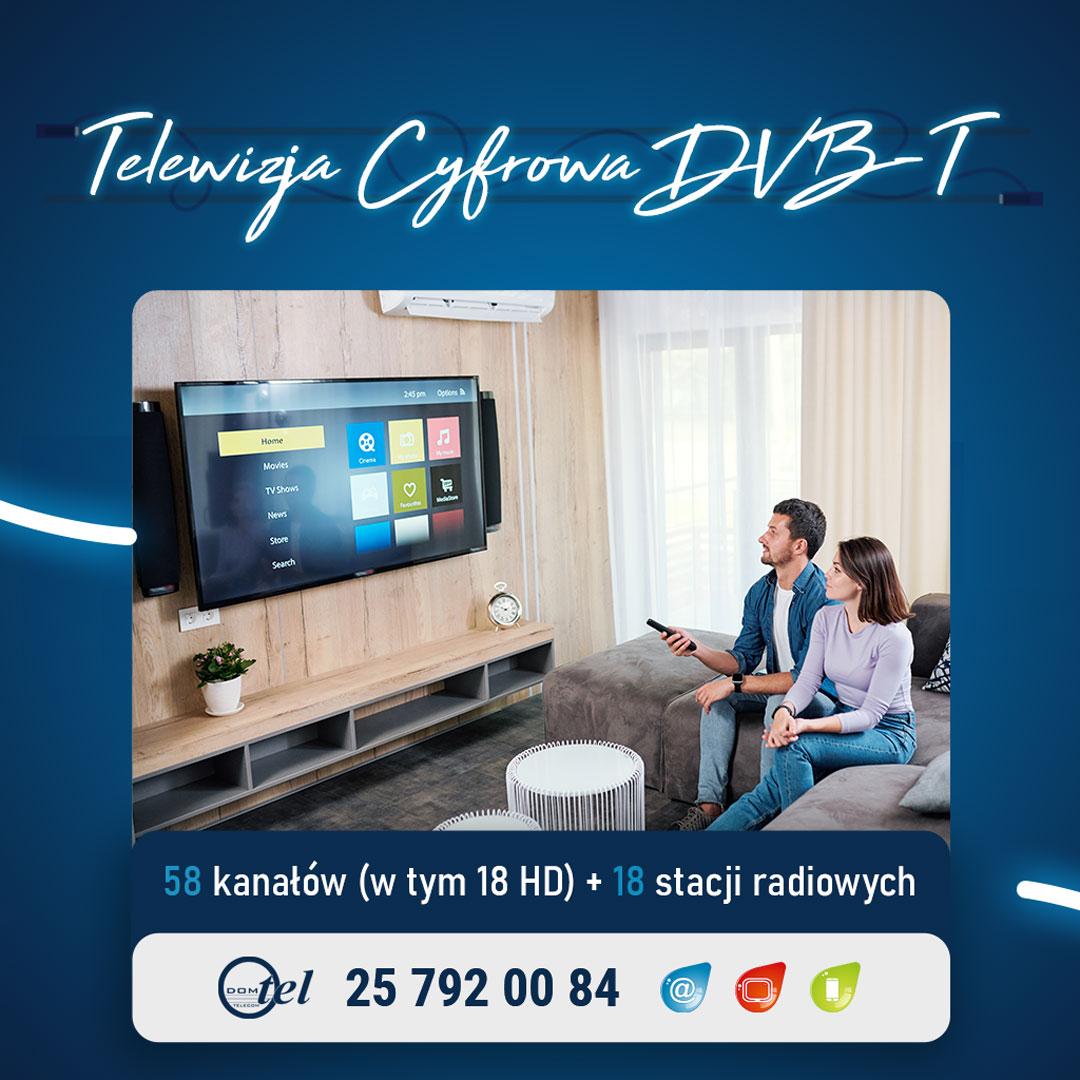 TV DVB-T